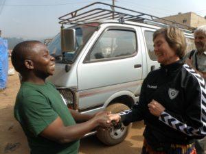 Ugandabesøg 2014