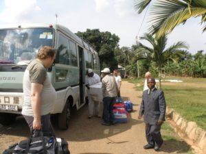 Ugandabesøg 2012